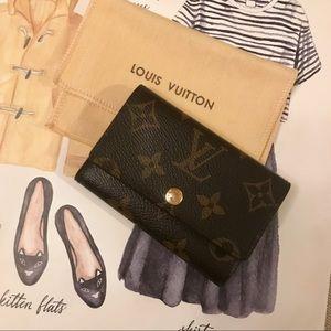 Authentic Louis Vuitton 6 Key Multicles Case